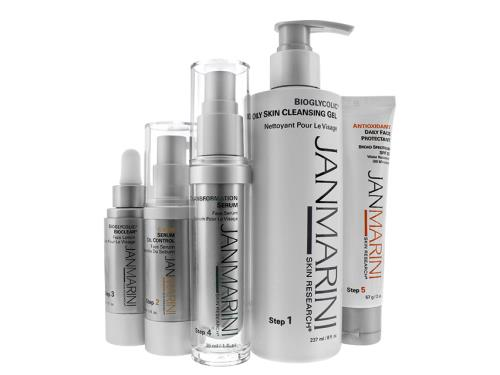 Jan Marini Skincare Collection for Extremely Oily Skin