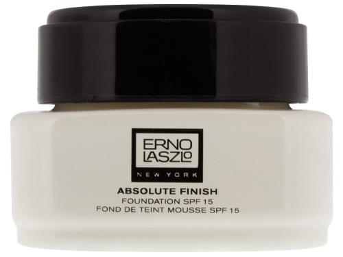 Erno Laszlo Absolute Finish Air Whipped Foundation SPF 15 - Beige