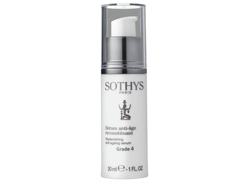 Sothys Anti-Aging Replenishing Serum Grade 4 for mature skin