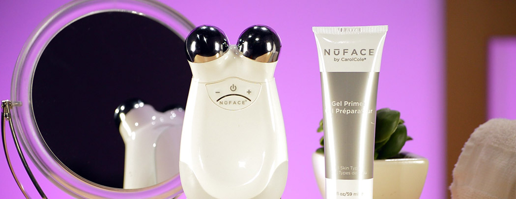 NuFACE Trinity: targeted anti-aging
