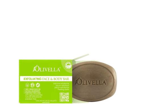 Olivella Exfoliating Bar Soap