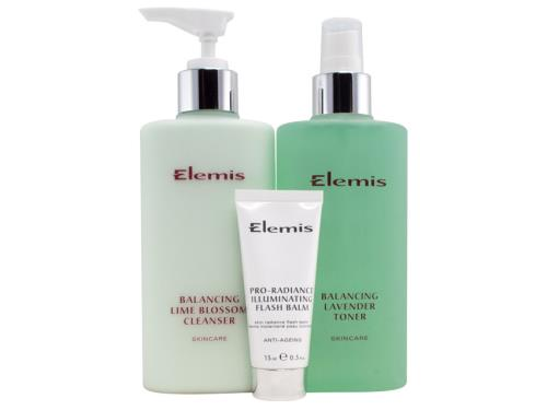 Elemis Balancing Radiance Collection