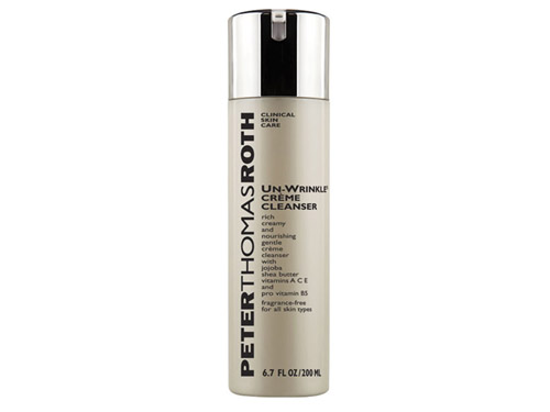 Peter Thomas Roth Un-Wrinkle Cream Cleanser, a Peter Thomas Roth anti aging cleanser