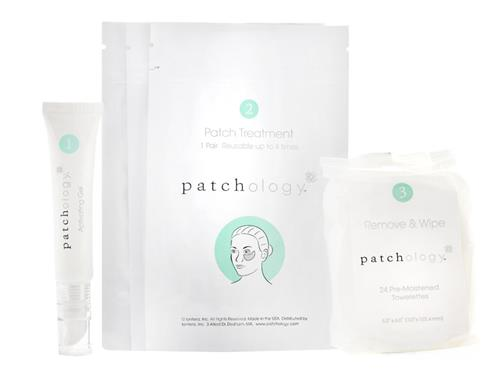 patchology Energizing Eye Kit - 12 Treatments