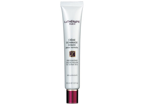 La Therapie Paris Creme Gommage Douce - Exfoliating Facial Polish for Normal Skin