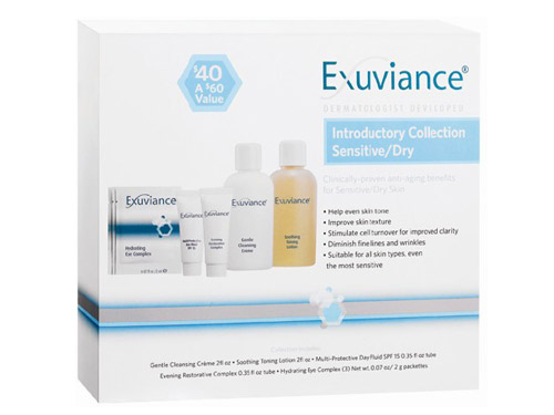 Exuviance Introductory Collection Sensitive/Dry Skin