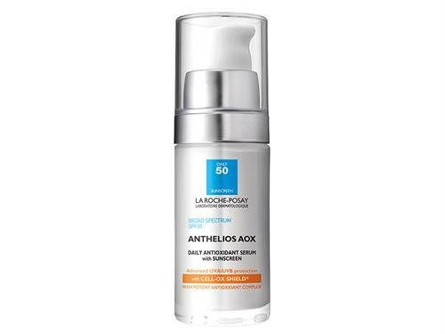 La Roche Posay Derm AOX Anthelios Daily Antioxidant Serum with Sunscreen SPF 50