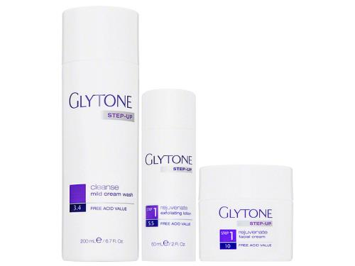 Glytone Rejuvenate System Kit Normal to Dry Skin