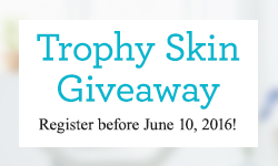 Win a Trophy Skin RejuvadermMD Microderm System