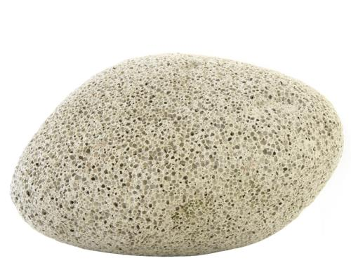 Pumice stone hair removal men