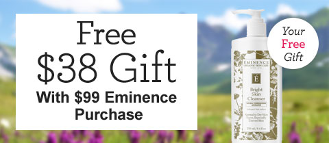 Free $38 Full-Size Bright Skin Cleanser