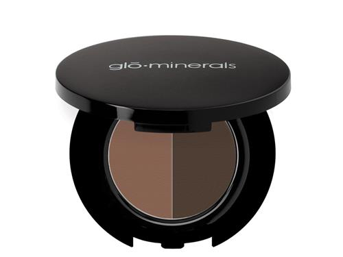 glo minerals GloBrow Powder Duos - Brown
