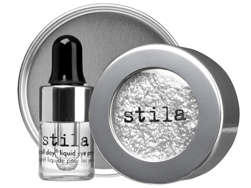 Stila Magnificent Metals Foil Finish Eye Shadow - Comex Platinum