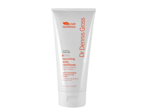 Dr. Dennis Gross Root Resilience Nourishing Scalp Conditioner: buy this thinning hair conditioner.