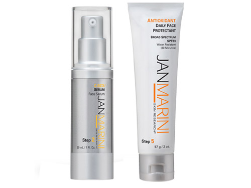 Jan Marini Rejuvenate and Protect Duo - Antioxidant Daily Face Protectant SPF 33