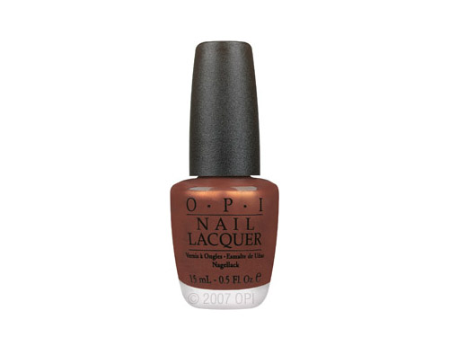OPI Brisbane Bronze