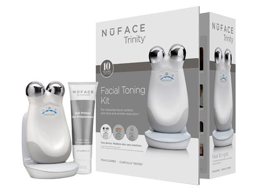 NuFACE Trinity Facial Trainer Kit - White