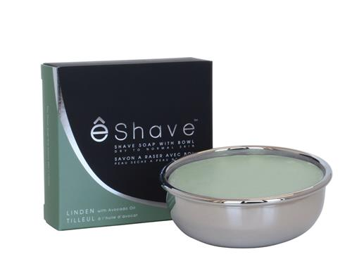 eShave Shave Soap Bowl - Linden