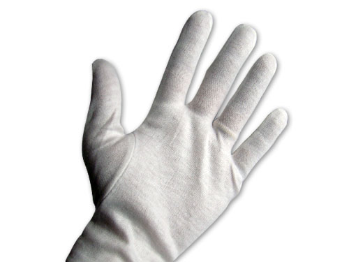 Allerderm Gloves - Cotton - Medium