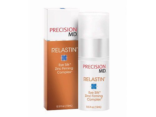 PrecisionMD Relastin Eye Silk