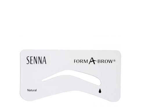 SENNA Form-A-Brow Kit Replacement Stencils - Natural