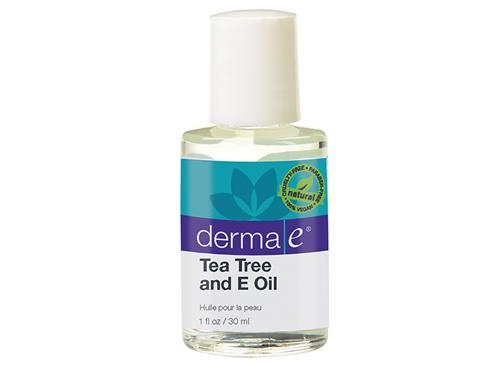 derma e Tea Tree and E Oil
