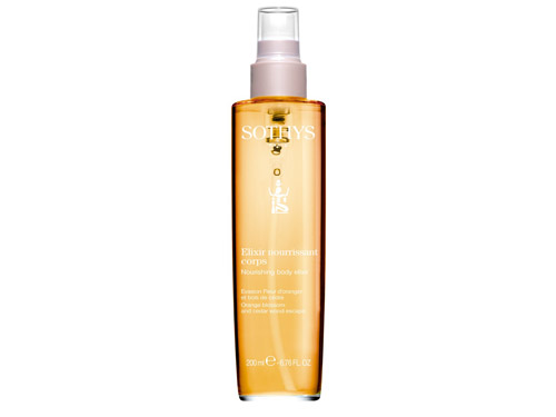 Sothys Orange Blossom and Cedar Nourishing Body Elixir