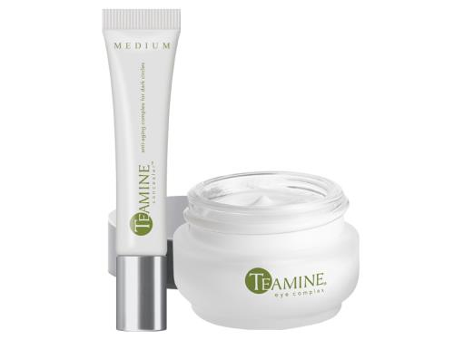 Teamine Eye Cream Complex and Teamine Concealer - Medium