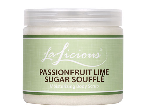 Lalicious Sugar Souffle Body Scrub - Passionfruit Lime