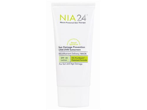NIA24 Sun Damage Prevention UVA/UVB Sunscreen SPF 30 PA+++, a NIA24 sunscreen