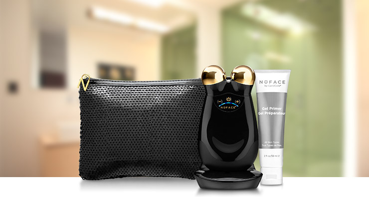 Win a Free NuFACE Trinity Facial Toning Kit!