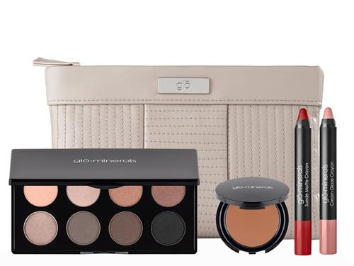 glo minerals Dual Essence Clutch Limited Edition Collection
