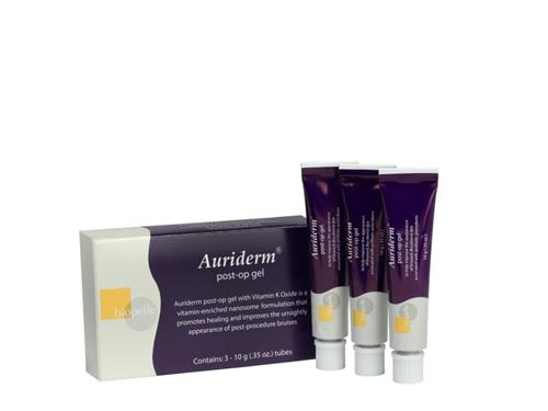 Auriderm Post-Op Gel Trio