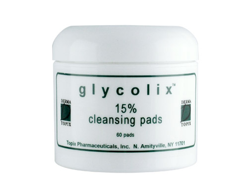 Glycolix Cleansing Pads 15%