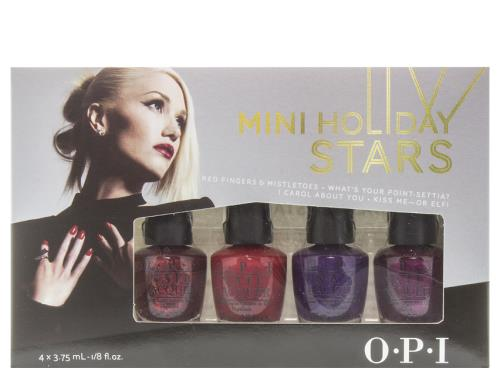 OPI Gwen Stefani 4-Pack Mini Holiday Stars