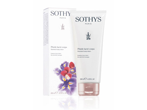 Sothys Iris & Litchi Body Lotion