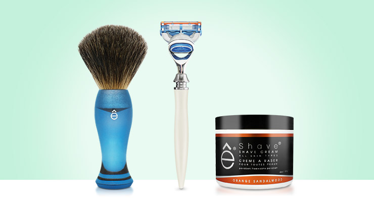 5 Easy Steps to His Closest Shave Ever
