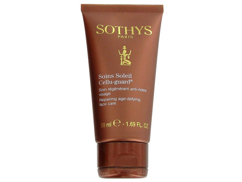 Sothys Soins Soleil Cellu-Guard Repairing Age-defying Face Care