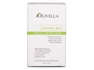 Olivella Face & Body Bar Fragrance Free