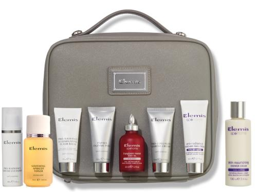 Elemis The Art of Traveling Holiday Collection