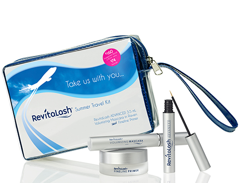 RevitaLash Summer Travel Kit