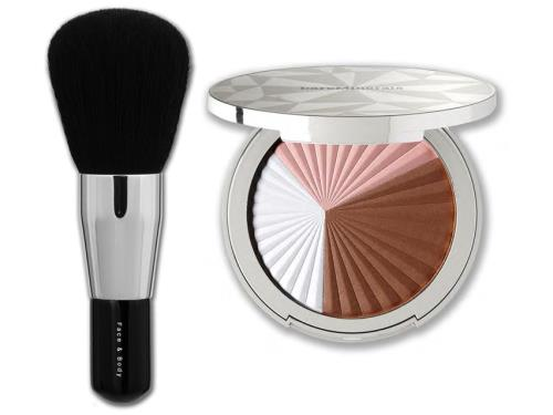 BareMinerals The Many Splendors READY Face & Body Luminizer w/ Brush