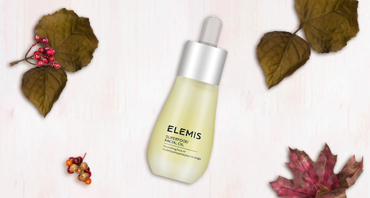 Thanksgiveaway: ELEMIS Superfood Facial Oil