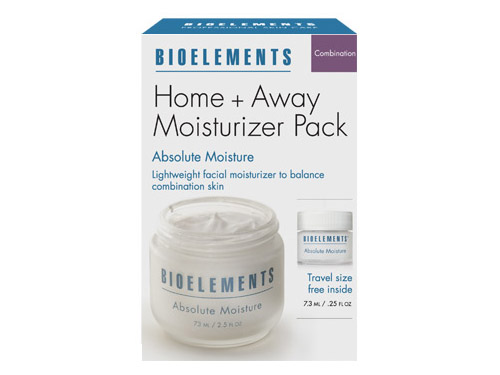 Bioelements Home + Away Moisturizer Pack for Combination Skin Absolute Moisture