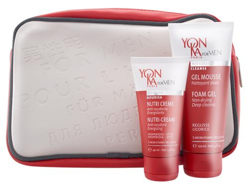 YON-KA Holiday Mens Set