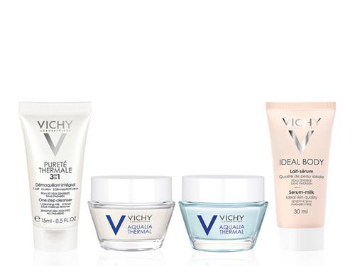 Vichy Hyaluronic Acid Intense Hydration Mini Set Limited Edition