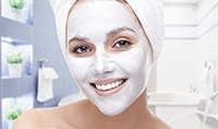 Masks, peels and treatments, oh my!