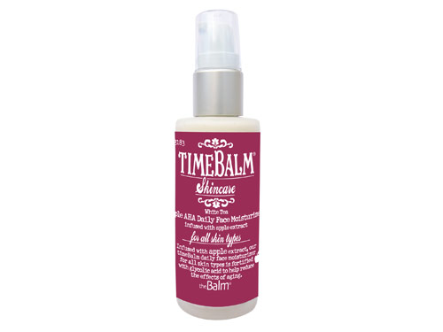 theBalm TimeBalm Skin Care Apple Daily Face Moisturizer