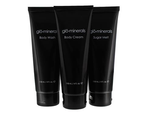 glo minerals Body Spa Collection