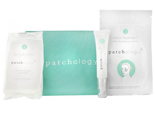 patchology Energizing Eye Kit - 4 Treatments